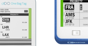 Electronic Baggage Tags enter new era: OneBagTag connected to the BAGTAG platform