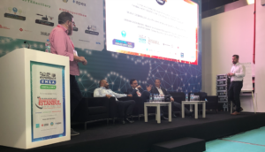BAGTAG at the Future Travel Experience EMEA exhibition 2019