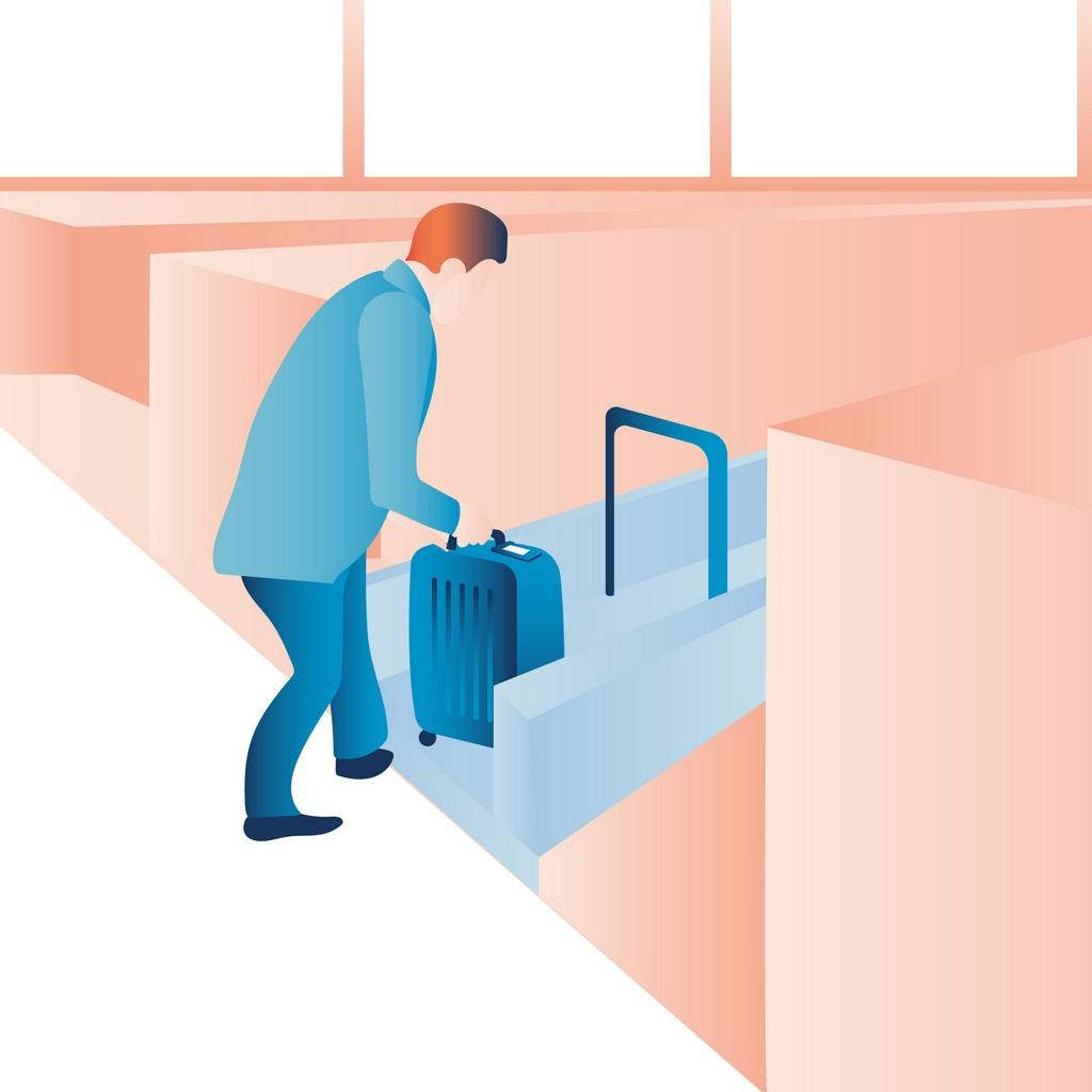 Passenger Journey Step 3